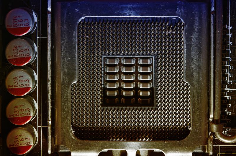Motherboard I - Copyright Björn Kaninke 2012